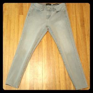 Banana republic grey jeans